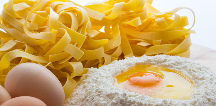 pasta fresca tagliatelle